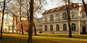 Ansicht des Anatomischen Instituts Erlangen