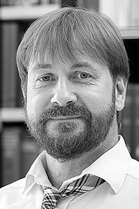 Portraitfoto von Prof. Michael Scholz